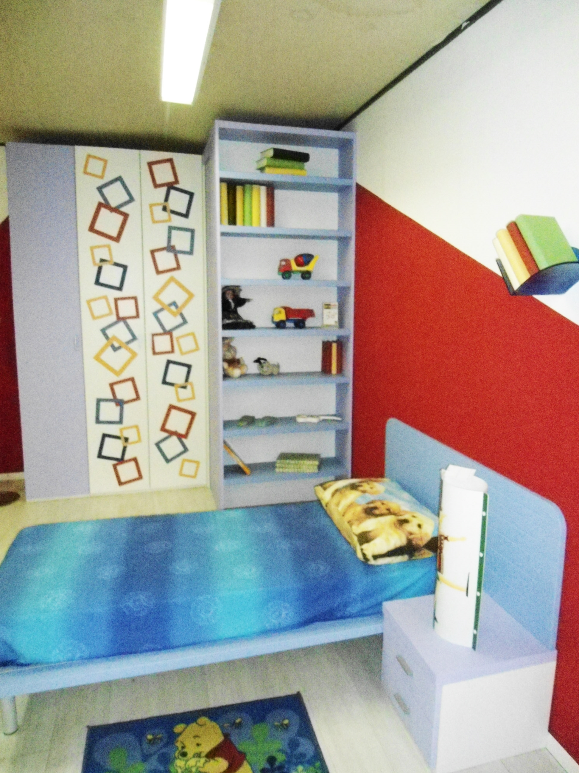 Camerette fly camerette camere per ragazzi non solo - Camerete per bambini ...