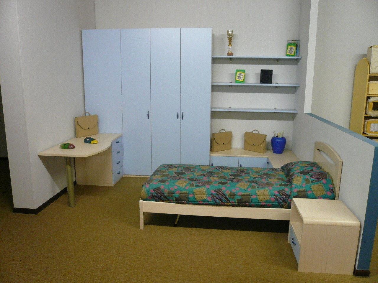Camera da letto bambini mito scontata del 61 camerette - Camera da letto bambini ...