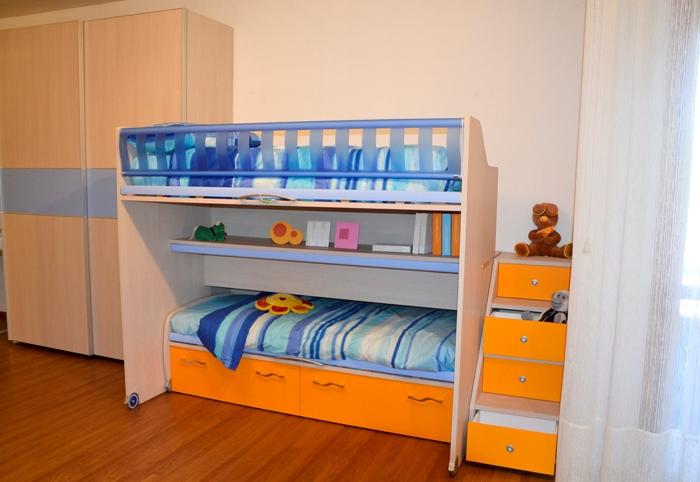 Letti a castello per bambini mondo convenienza perfect - Cabine armadio prezzi e offerte ...
