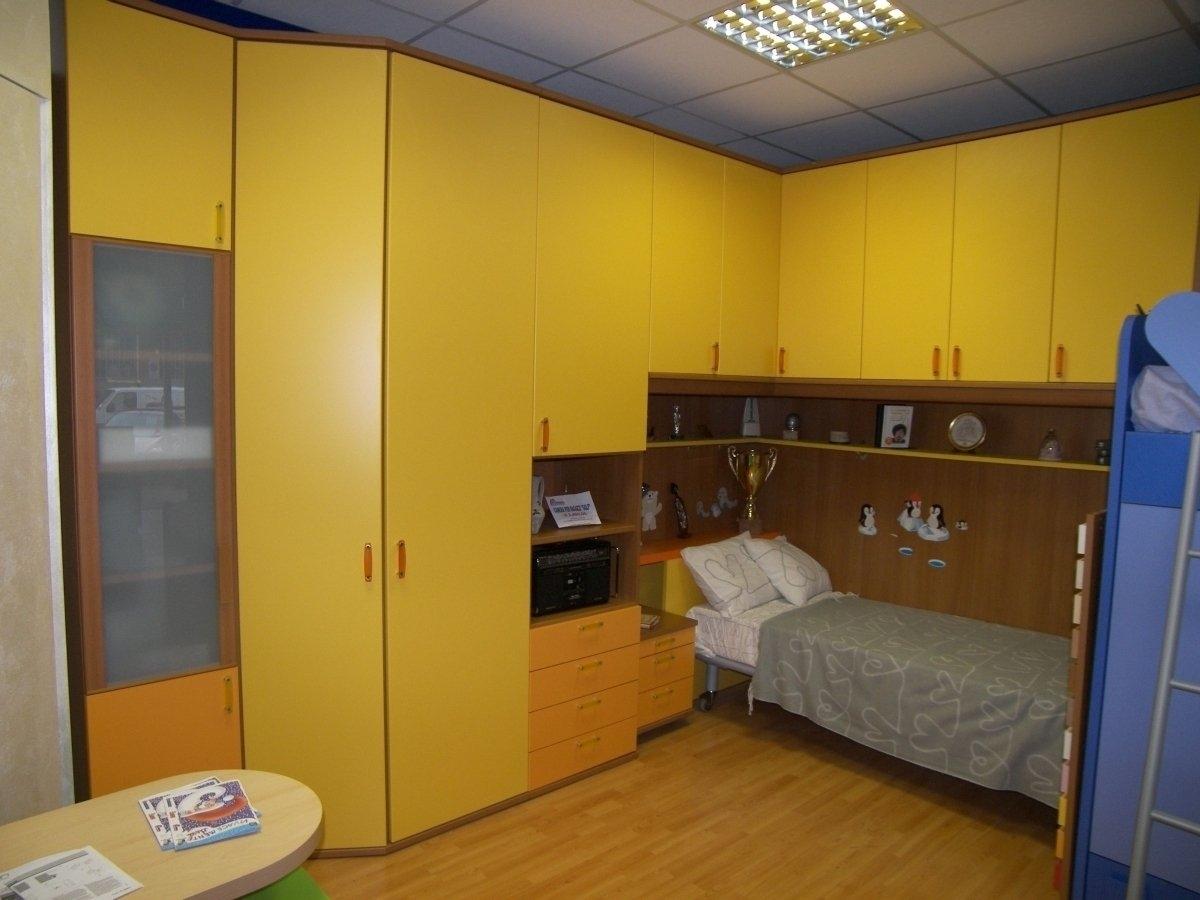 Cameretta per bambini 5341 camerette a prezzi scontati - Camere da letto bambina ...