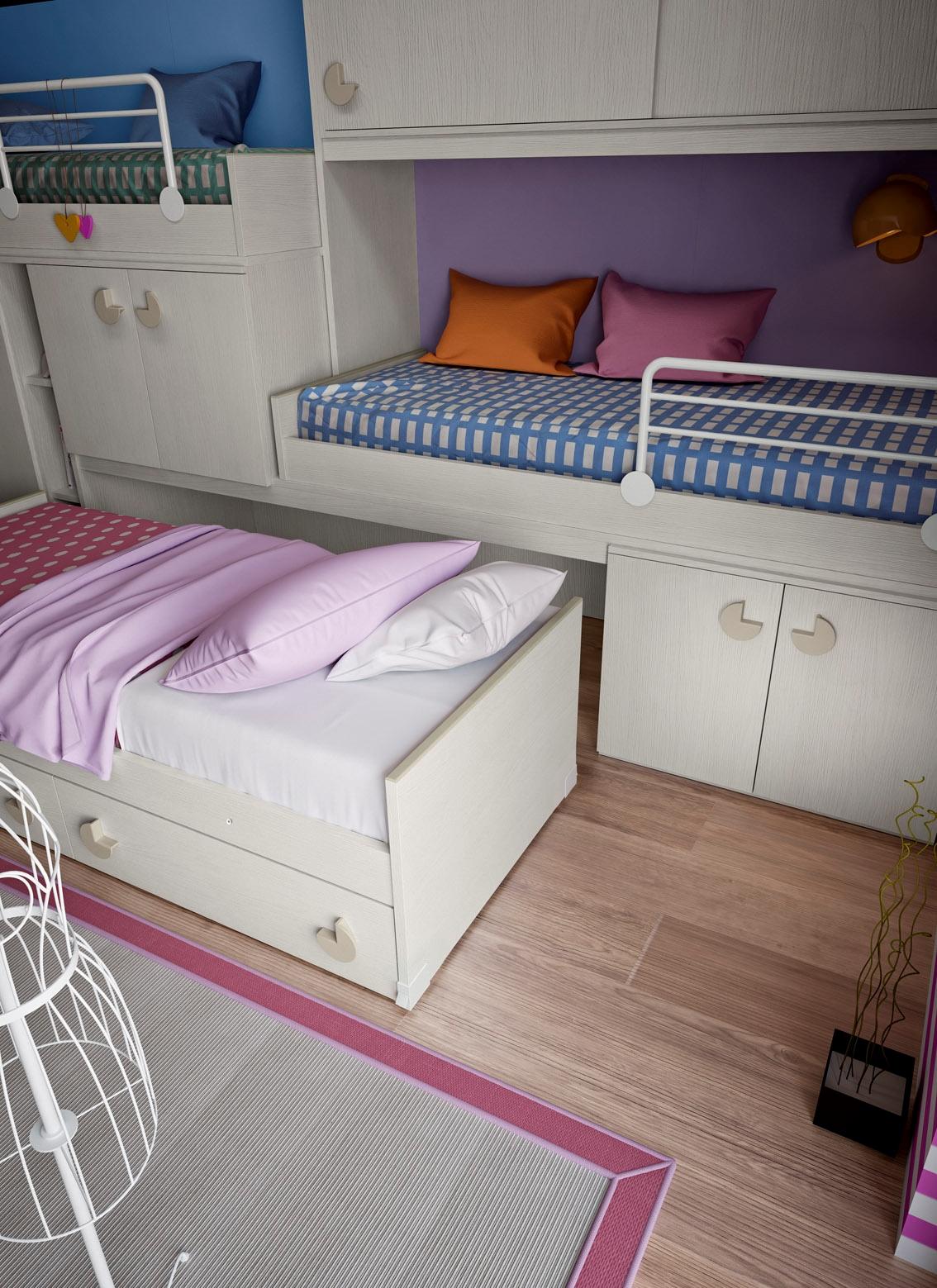 Mondo convenienza armadio arte povera - Divani letto per ragazzi ...