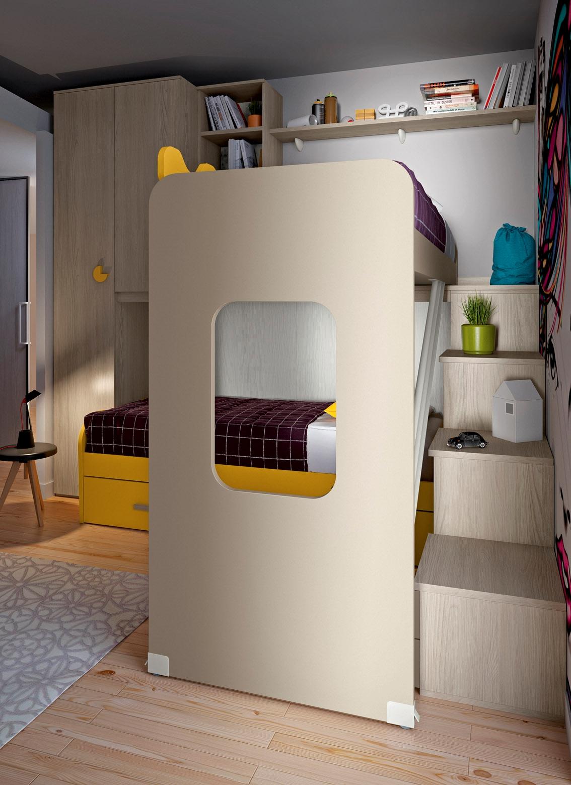 Camerette Per Bambini Moderne. Cameretta Per Bambini Dal Design ...