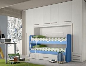 Cameretta Ponte 18 San martino mobili con letto a terrain offerta