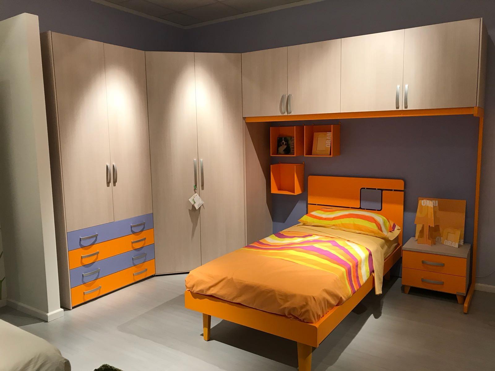 Cameretta ponti kids di moretti compact in offerta outlet for Camerette in offerta