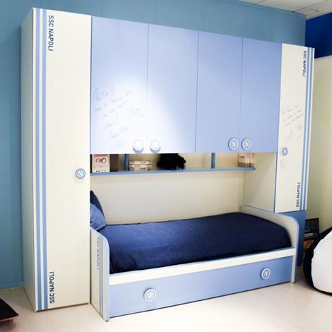 Centro arredamenti napoli latest divano modello cuore doppio letto con rete elettro saldato e - Mobili prezioso camerette ...