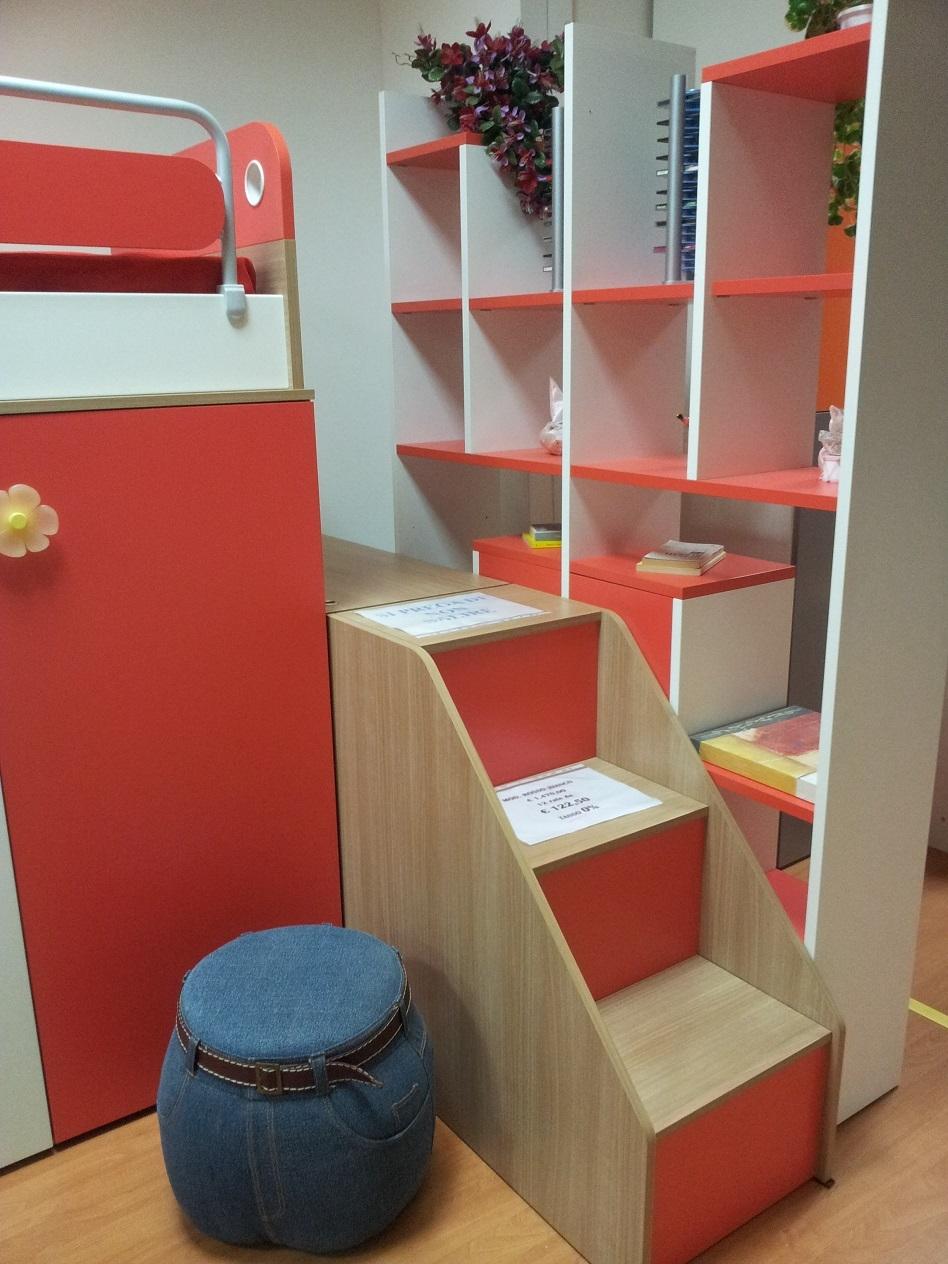 Libreria soppalco idee creative e innovative sulla casa - Cameretta soppalco ikea ...