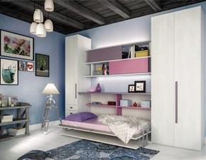 Camerette con letti a scomparsa prezzi nelle esposizioni for Offerta camera letto