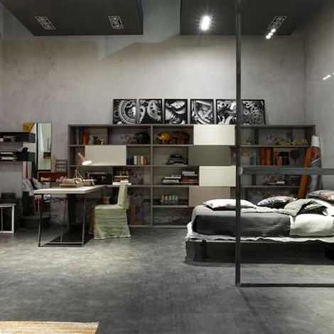 Cameretta tomasella young fiera milano camerette a for Outlet camerette milano
