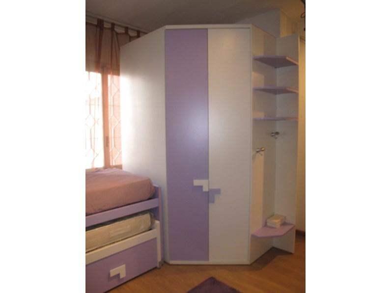 Doimo cityline cameretta cameretta qik cabina angolo letto for Ruzzon arredamenti