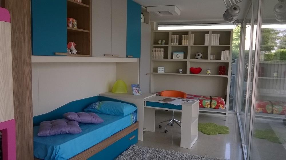 Emejing camerette in legno ideas - Camerette bambini legno naturale ...