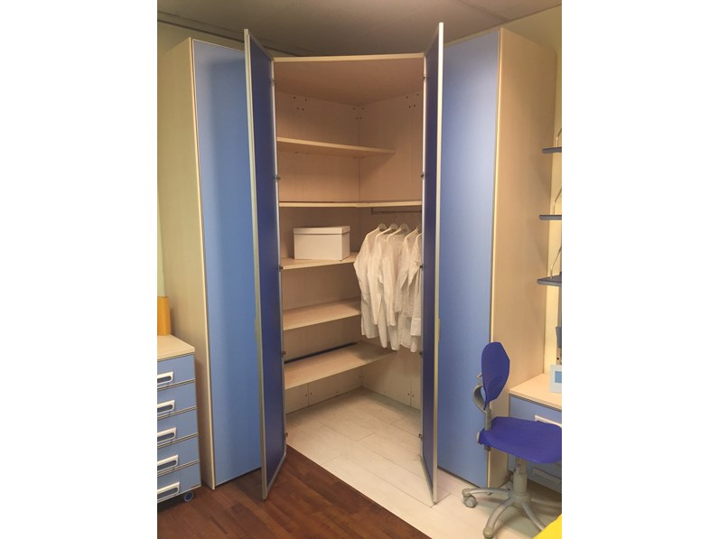 moretti compact armadio cabina offerta