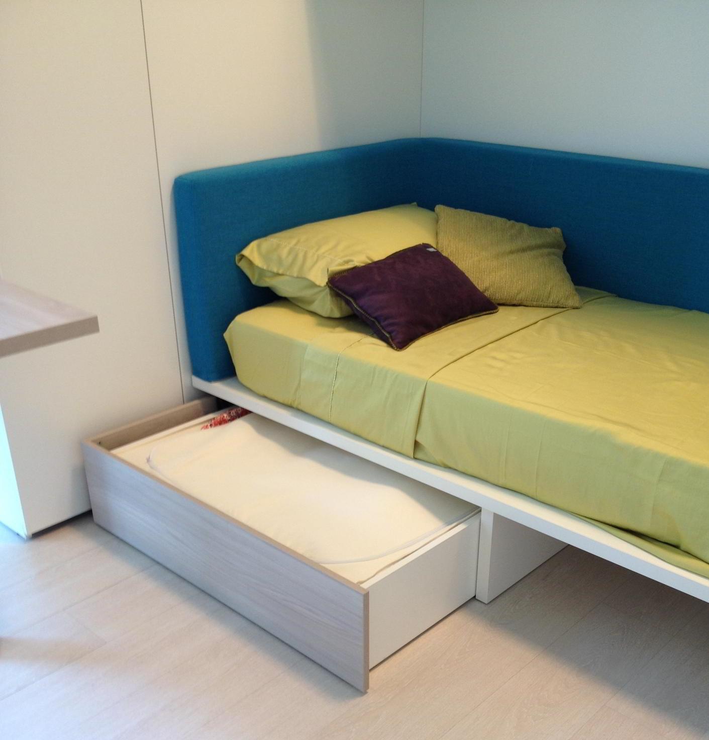 Cameretta dielle con cabina x cab e letto con cassettone - Letto con cassettone prezzi ...