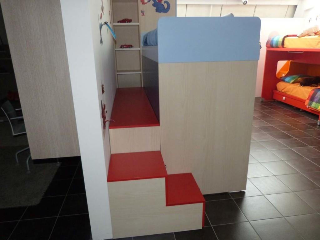 Letti a soppalco mondo convenienza for Ikea lettini bimbi
