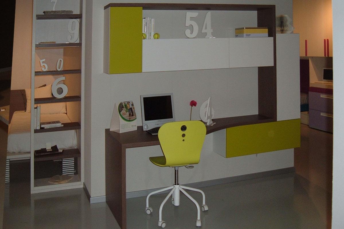 Elegant scrivania per ragazzi in offerta scrivanie per - Scrivanie bambini design ...