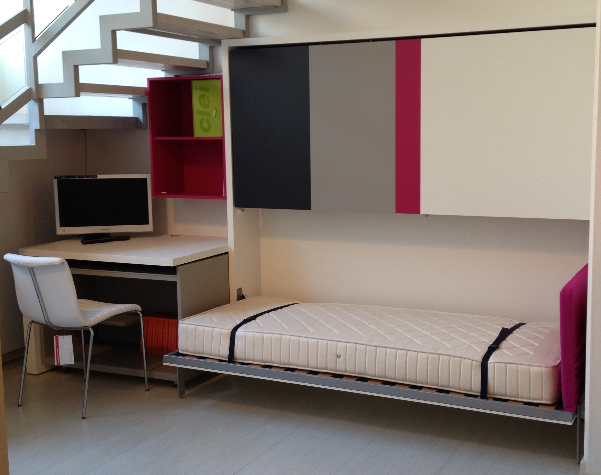 Ikea Letti A Soppalco Una Piazza E Mezza. Affordable Letto Ikea ...