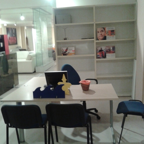 Zona studio dielle doimo 22089 camerette a prezzi scontati - Libreria ufficio usata ...
