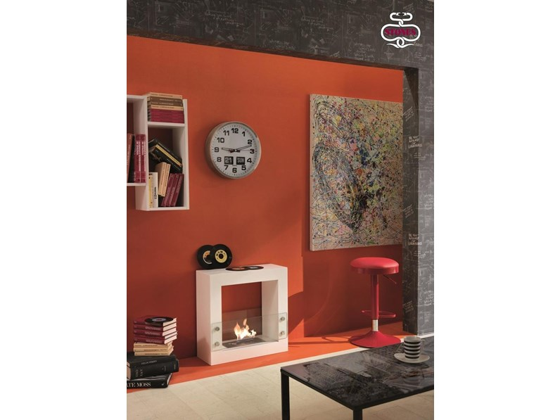 Caminetto stones daysign a prezzi outlet - Strato cucine outlet ...