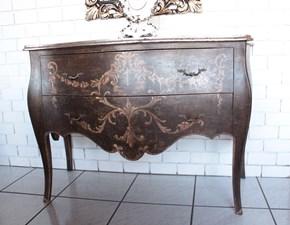 Cassetiera modello Cassettiera classica in Legno Vittorio grifoni in Offerta Outlet