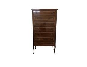 Cassettiera Settimino artigianale anni 50 per una camera Antica a marchio Artigianale scontata