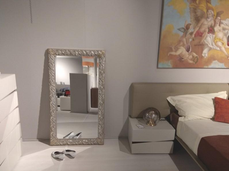 Specchio con cornice argento a prezzo ribassato - Specchio con cornice argento ...