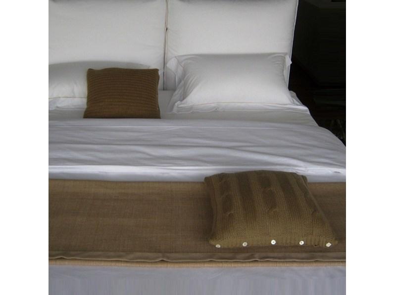 accessori divano poltrona letto Coppia cuscini in cachemire Ivano ...