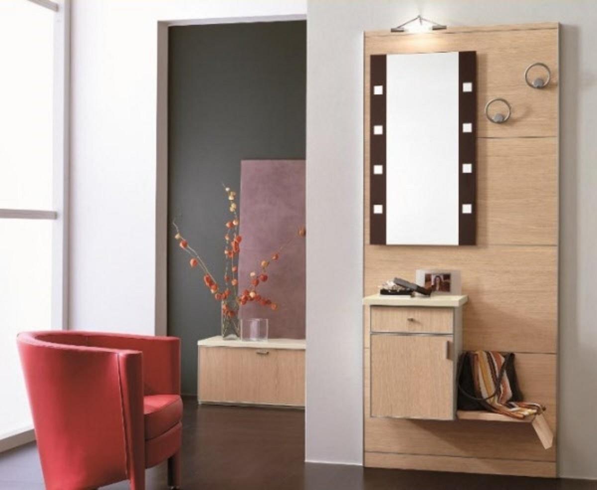 Ingresso appendiabiti con specchio scontato del 40 complementi a prezzi scontati - Appendiabiti con specchio da parete ...