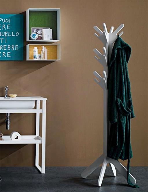 Appendiabiti Massello Rovere Cricket : Appendiabiti in rovere massello modello xx prodotto di