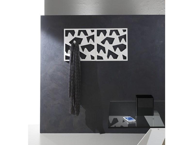 Appendiabiti a muro quadro for Zanotti arredamenti