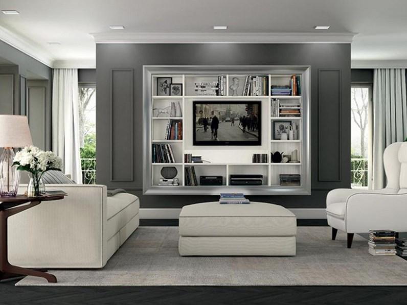Porta Tv Sospeso Con Cornice.Porta Tv Sospeso Colombini Linea Arcadia Modello As109