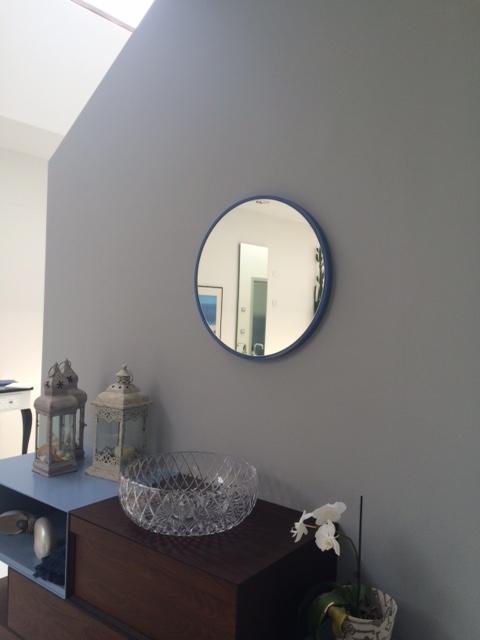 Arlex complemento specchio rotondo complementi a prezzi - Specchio rotondo ...