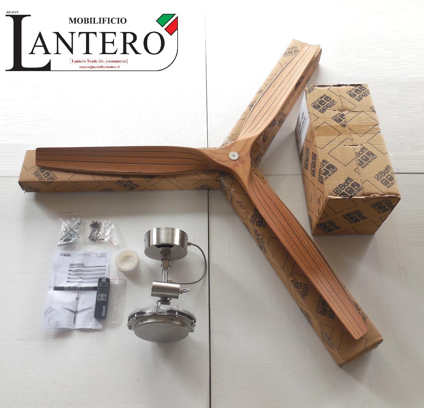 Complemento boffi vendita online pronta consegna boffi for Ventilatore a pale