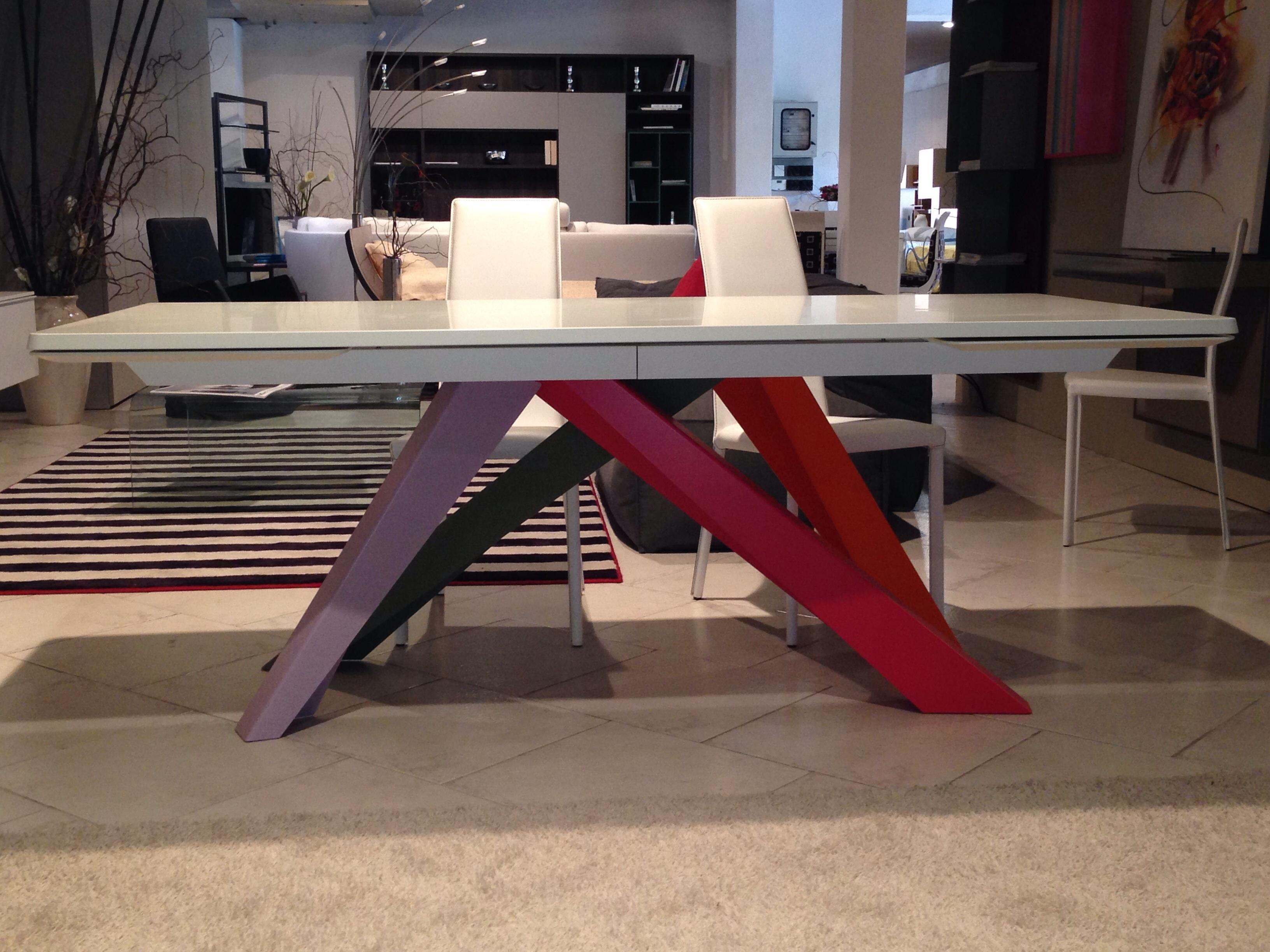 bonaldo big table - complementi a prezzi scontati - Bonaldo Porta Tv Moderno Prezzi
