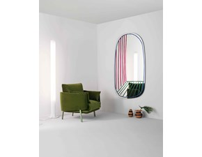 Bonaldo New Perspective Mirror Large