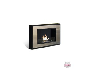 caminetto da muro Stones Hot frame OFFERTA OUTLET