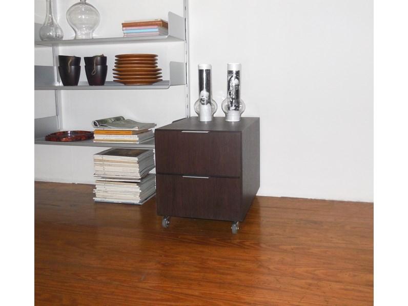 Complemento boffi cassettiera su ruote square bagno casa ufficio