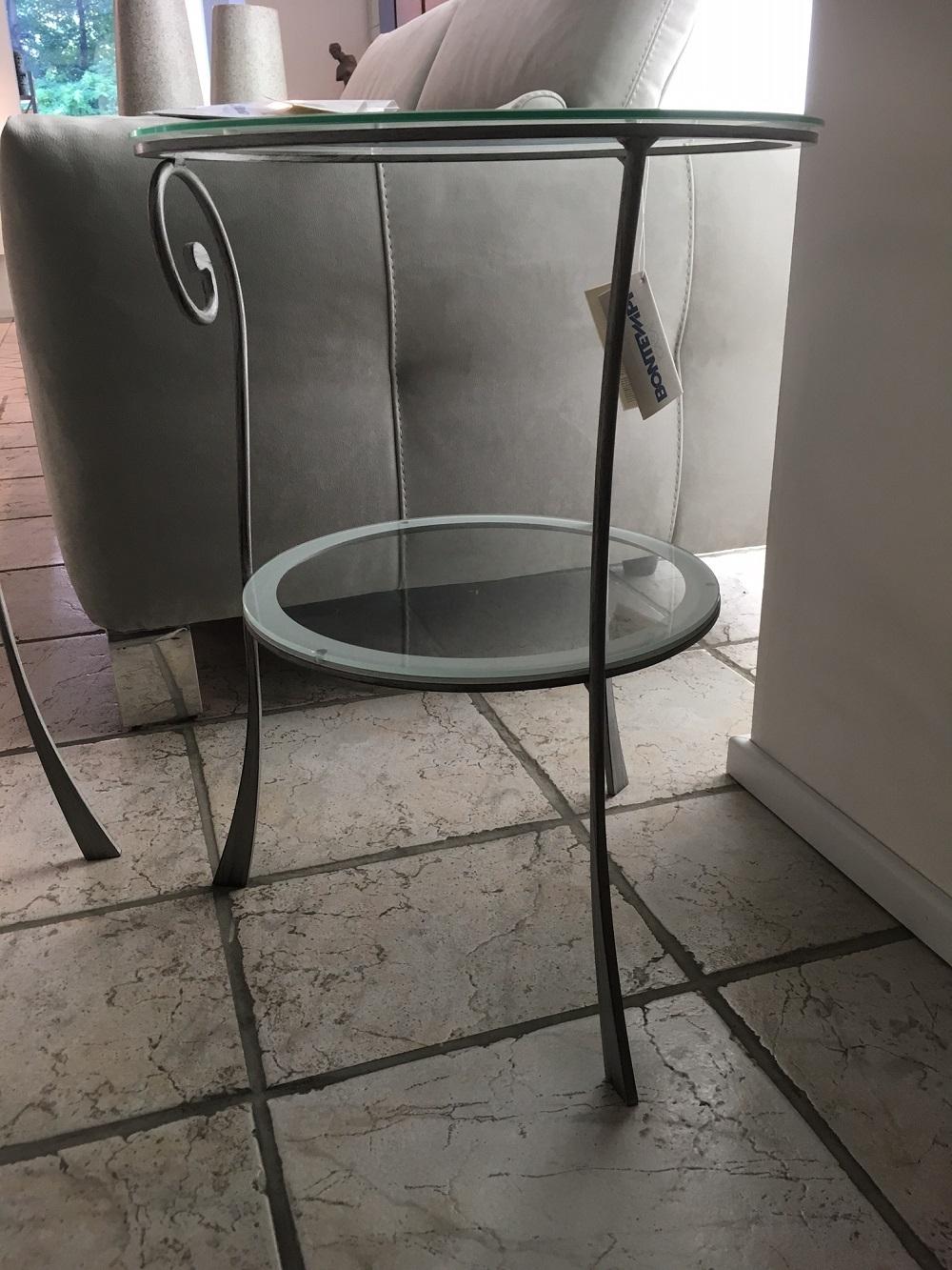 Complemento bontempi casa tavolini comodini bontempi for Complementi d arredo ferro battuto