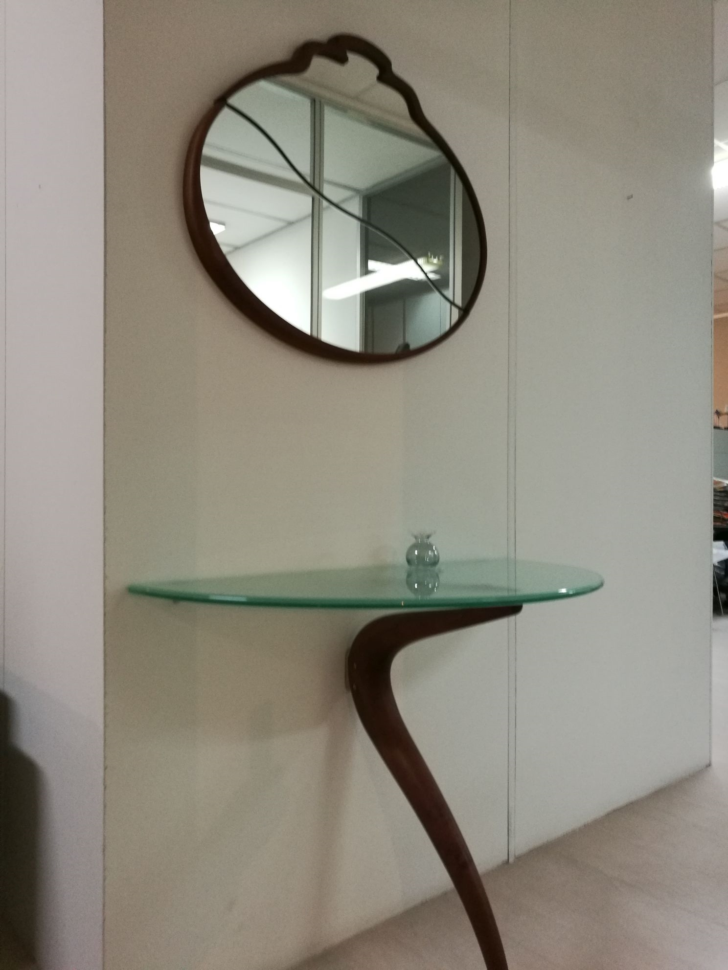 Amato Complemento Porada Porada consolle puhky e specchio miteo scontato  JZ06
