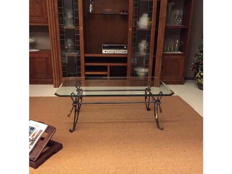 Complemento tavolino ferro battuto classico altro tavolini for Mobili di complemento