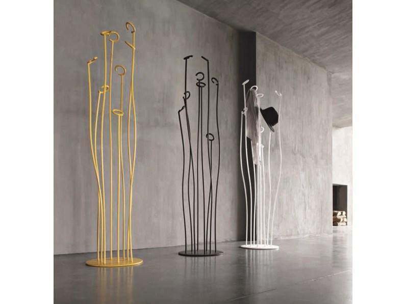 Appendiabiti In Metallo.Complemento Tonin Casa Alga Appendiabiti In Metallo Moderno Scontato