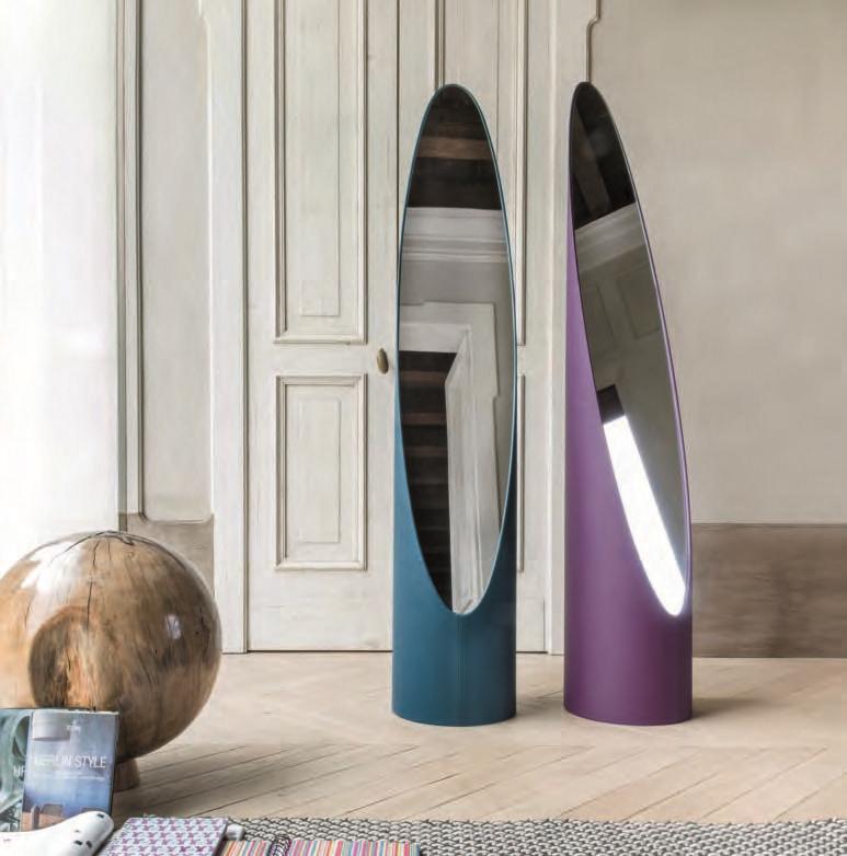 Complemento tonin casa kolonaky design vetro specchi complementi a prezzi scontati - Riflessi specchi prezzi ...