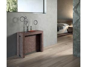 Consolle allungabile in legno Micro - consolle  Ozzio a prezzo scontato