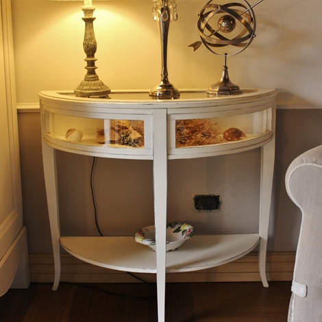Consolle bacheca mod aries tonin casa in offerta al 50 for Tonin casa consolle