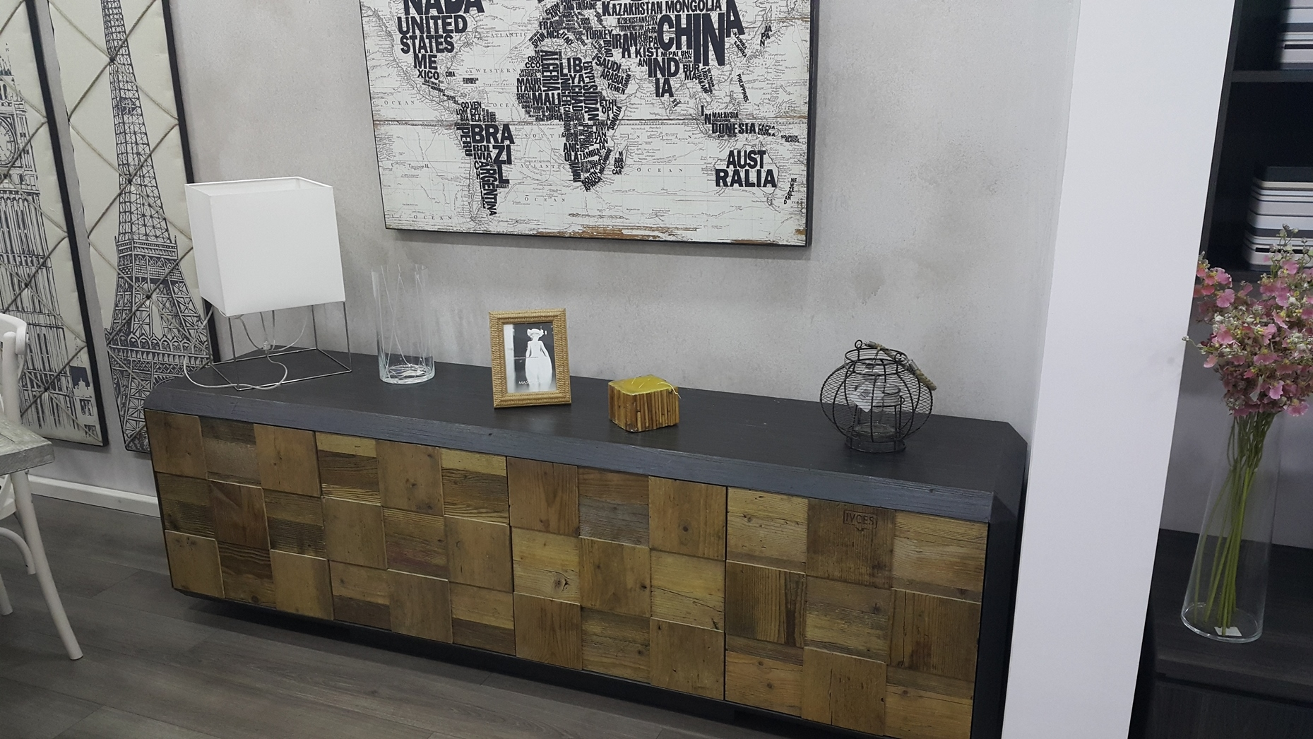 Credenza dialma brown complementi a prezzi scontati for Dialma brown