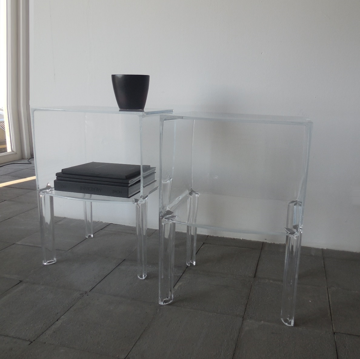 Complemento kartell ghost buster complemento d 39 arredo for Outlet sedie kartell