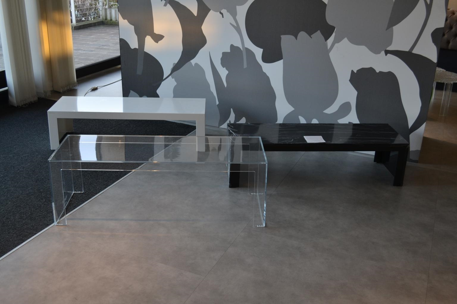Kartell invisible side complementi a prezzi scontati for Kartell binasco