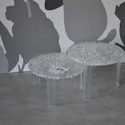 Kartell COPPIA TAVOLINI T-table