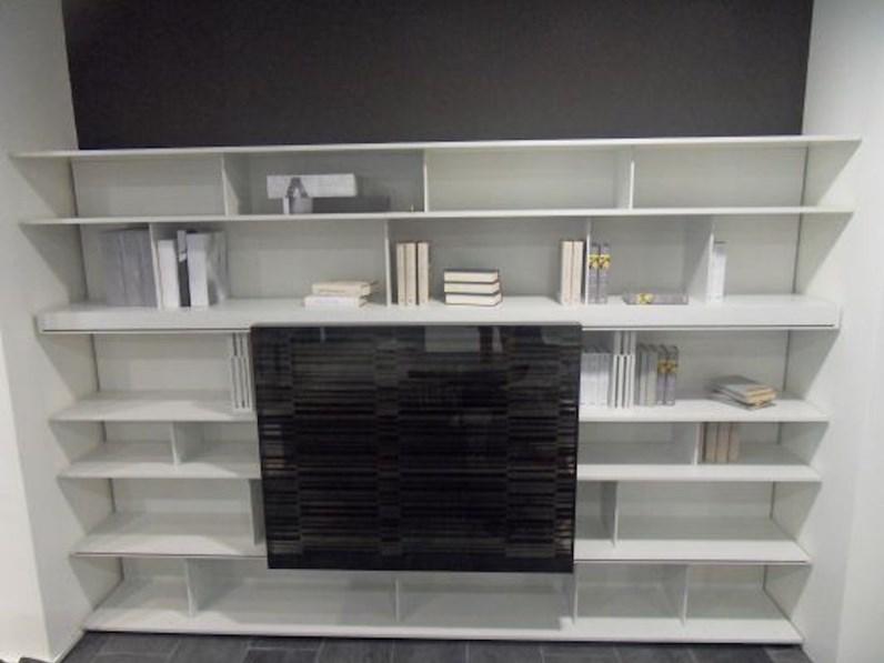 Libreria sequence molteni c scontata for Peverelli arredamenti