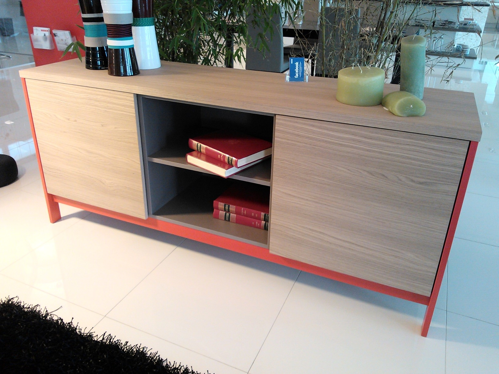 Madia calligaris outlet complementi a prezzi scontati for Madia design outlet