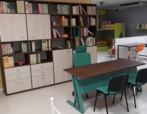 Mensola Programma office spagnol in stile Moderno Doimo cityline a prezzo scontato