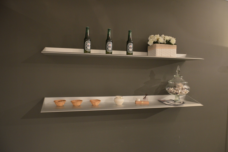 Mensole aico design design alluminio scontate del 50 for Mensole per quadri